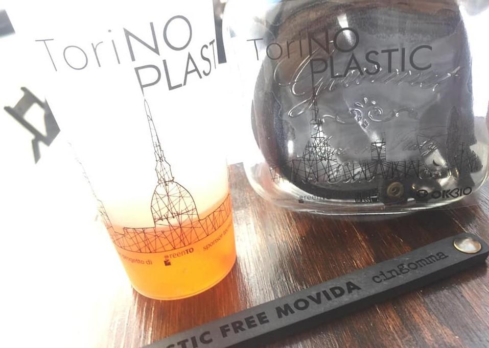 plastic free movida locali torino uniscono addio bicchieri plastica 1563750638
