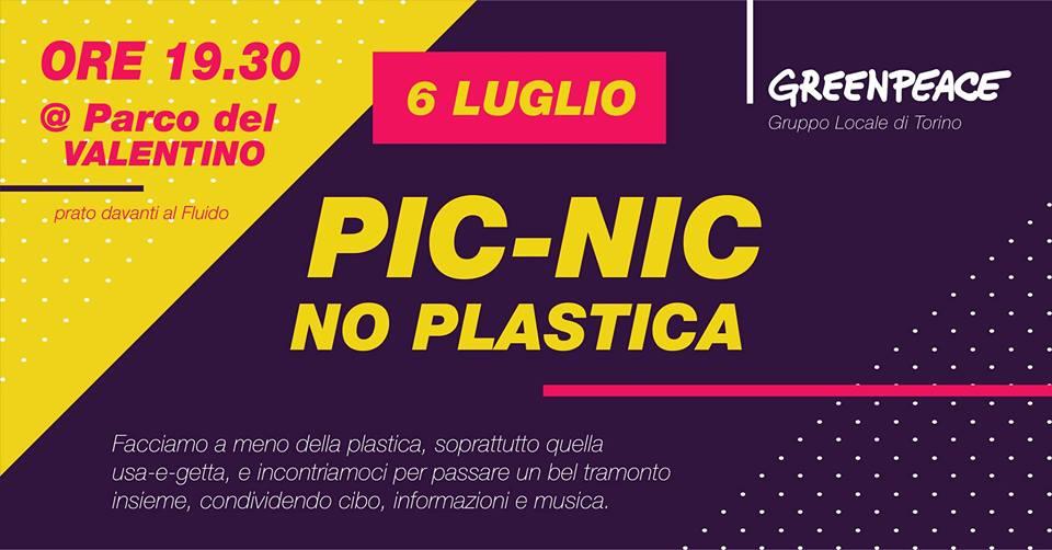 plastic free week greenpeace torino 1530606077
