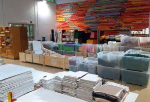 Remida, a Torino il Centro di Riuso Creativo che ridà valore agli scarti