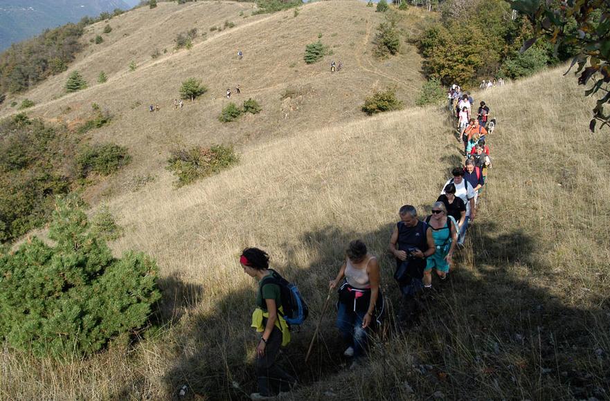 scuola per via camminare in natura pratica educativa 1535614902