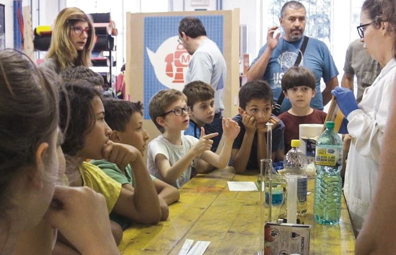 torna torino mini maker faire fiera insegna innovazione riuso 1556099457